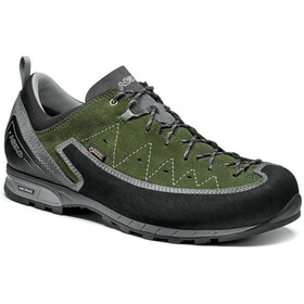 Asolo Apex GV Shoes Men, grey/rifle green